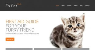 Animals Drupal Themes