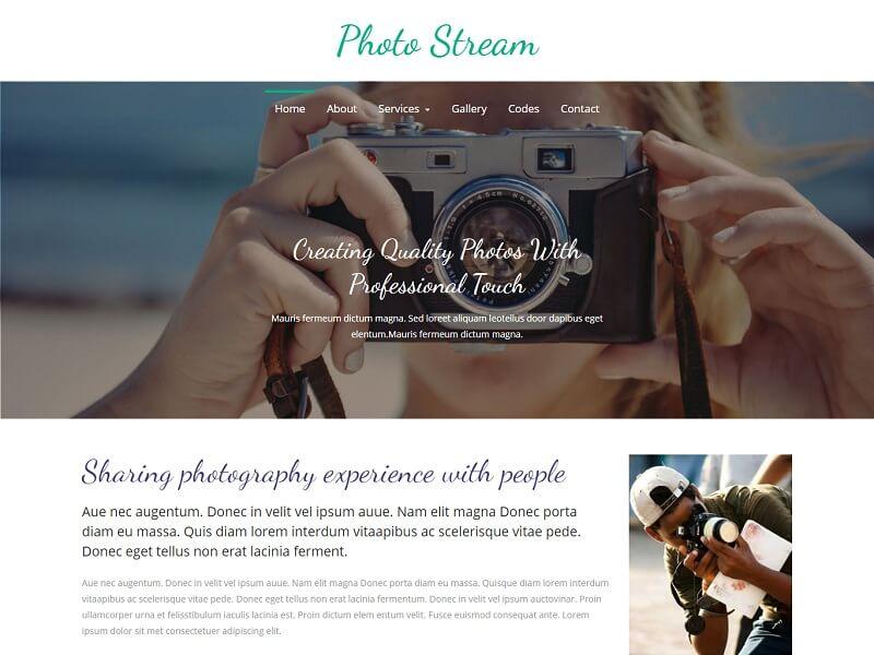 Photo Stream