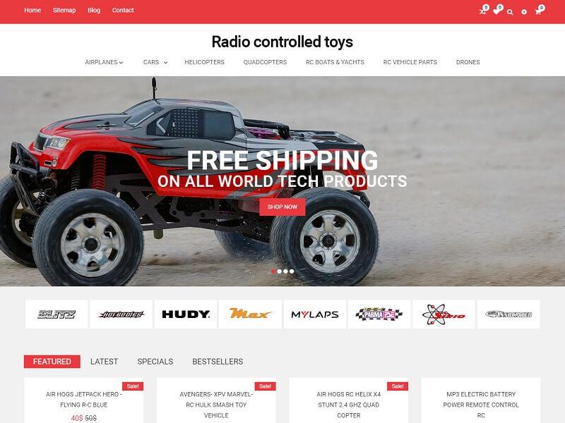 Radio Controlled Toys