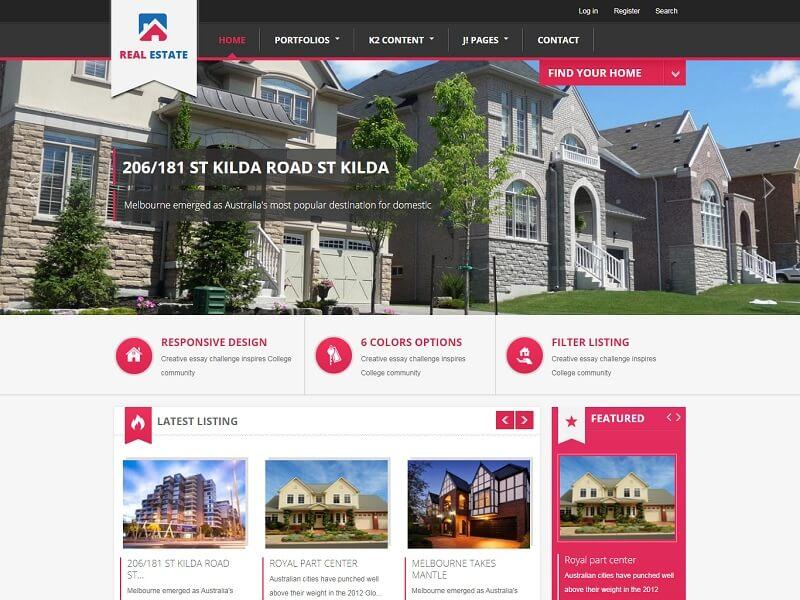 Real Estate