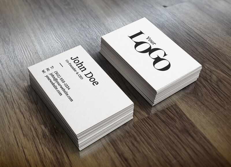 Realistic Business Card