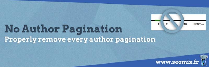 SX No author Pagination