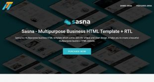 Business Html Website Templates