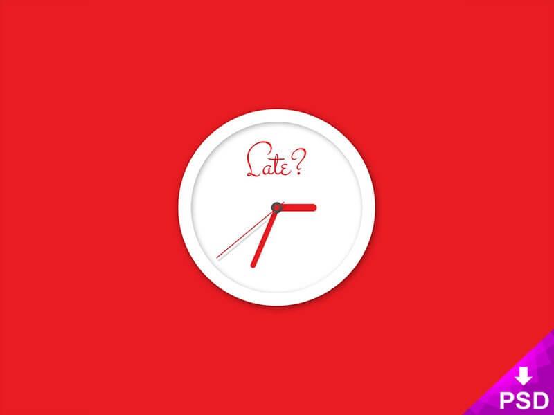 Simple Clock Design