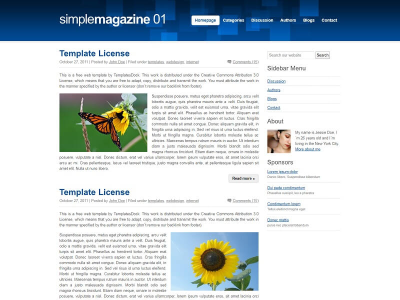 Simplemagazine
