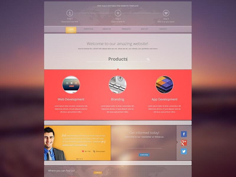 Site Concept