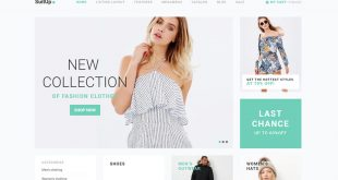 Top eCommerce Templates