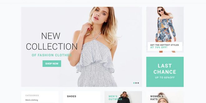 25 Top eCommerce Templates for Profitable Online Stores