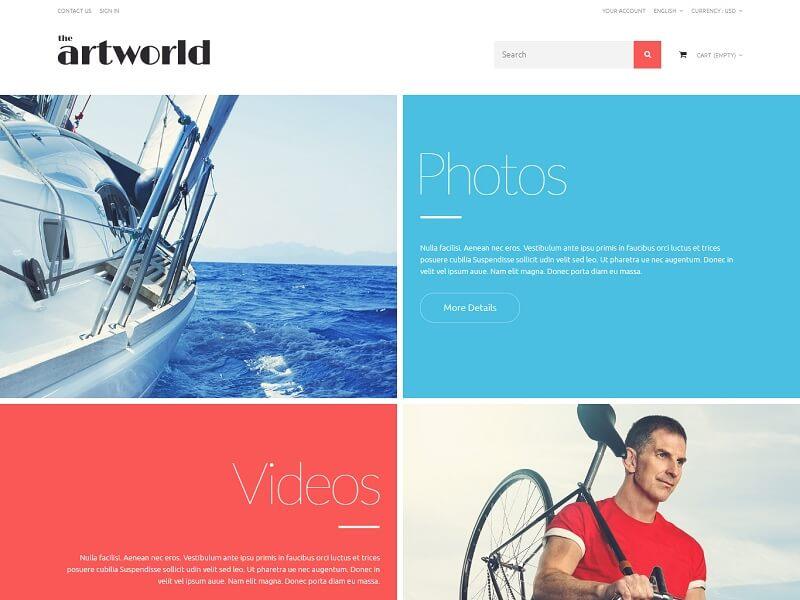 The ArtWorld