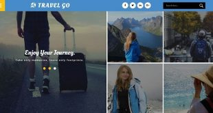 Free Travel Html Website Templates