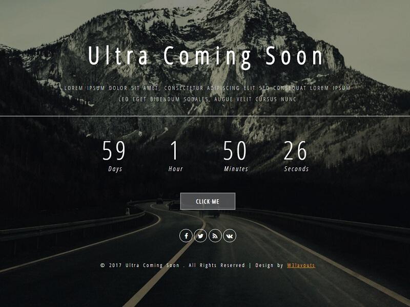 Ultra Coming Soon