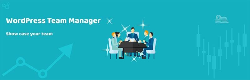 WordPress Team Manager