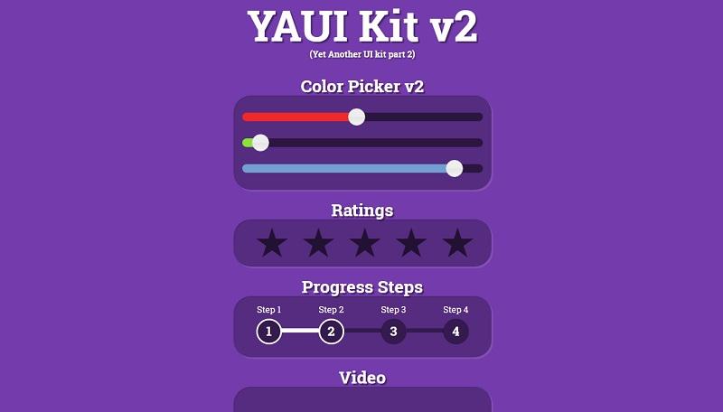 YAUI v2