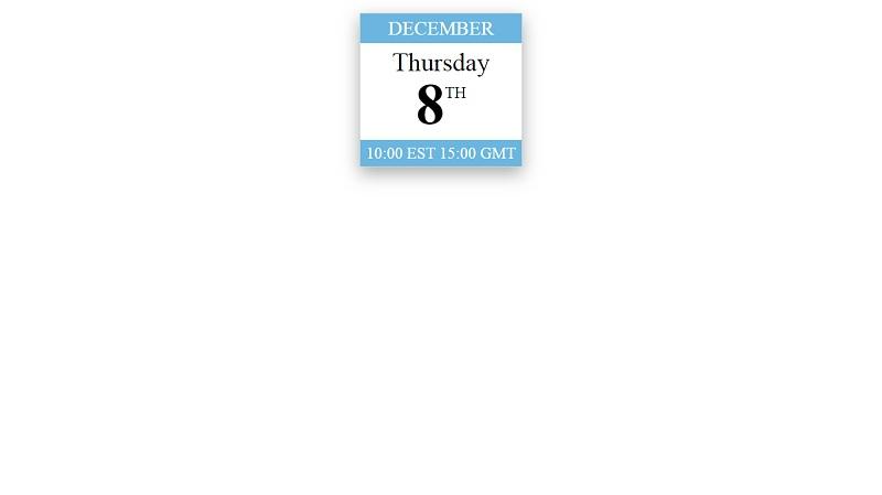 CSS Calendar Day