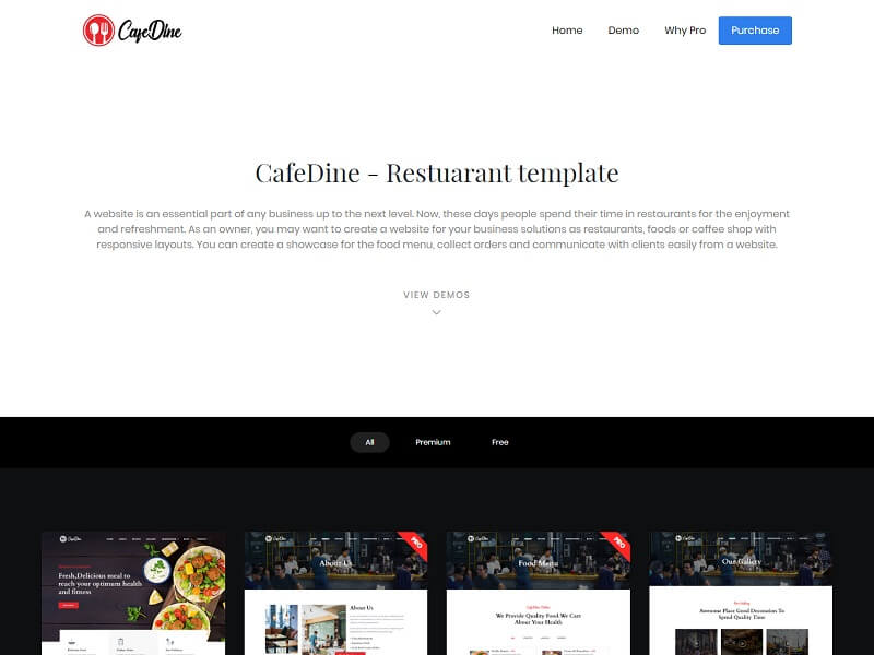 Cafedine