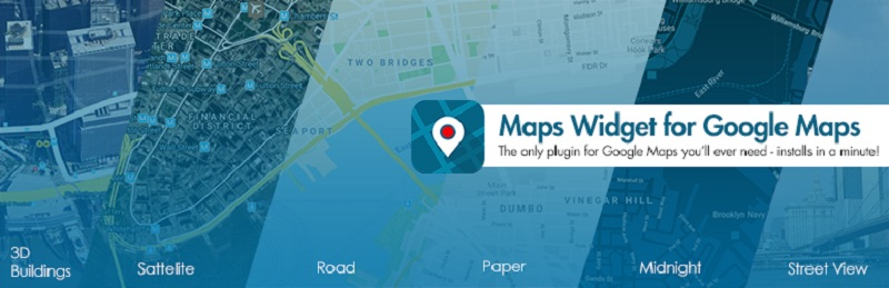 Google Maps Builder