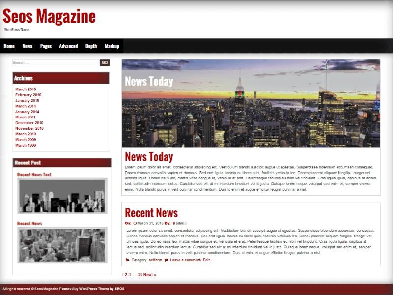 Seos Magazine