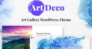 Art WordPress Themes
