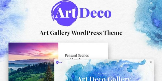 15+ Art WordPress Themes And Templates To Reflect Your Creative Nature