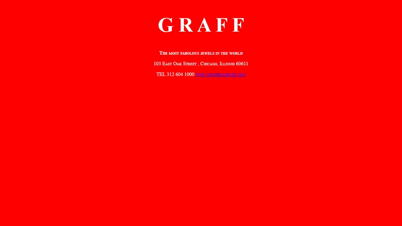 Graff | Magazine layout