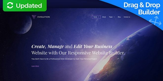 Build Your Dream Website with No Coding Skills: 15 Business Themes and Templates