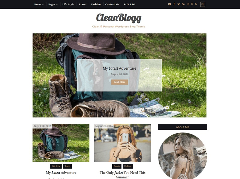 CleanBlogg