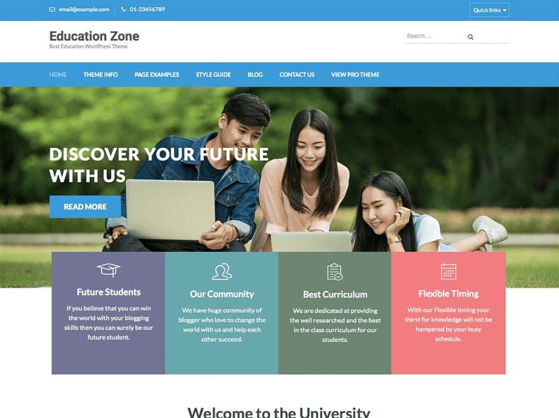 Education Zone
