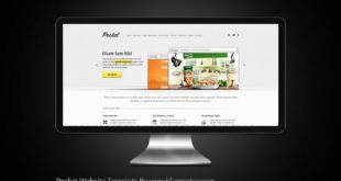 Free Photoshop PSD website templates