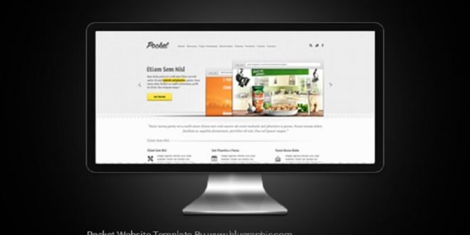 28+ Best Free Photoshop PSD website templates 2020
