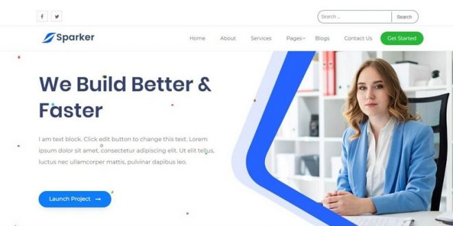 38+ Best Free WordPress Themes 2019