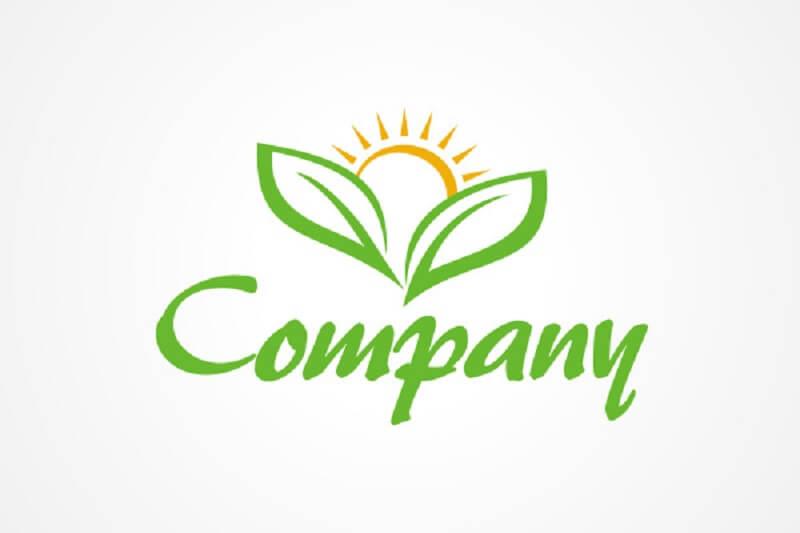 Sunrise Plant Logo