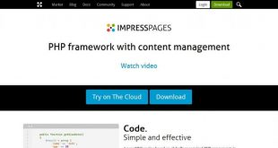 ImpressPages CMS Alternatives
