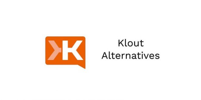 Klout Alternatives