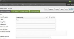 MODX Alternatives