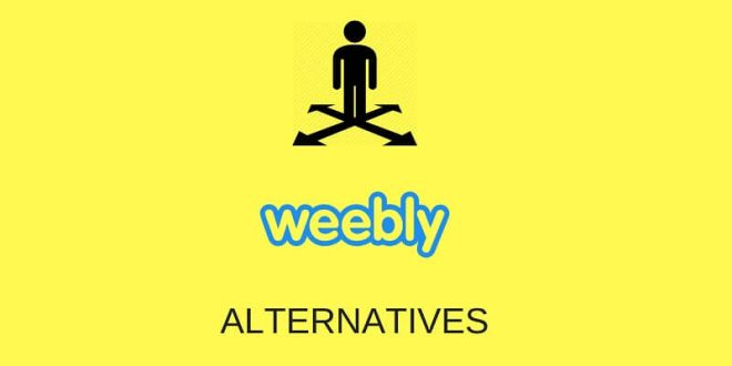 Weebly Alternatives