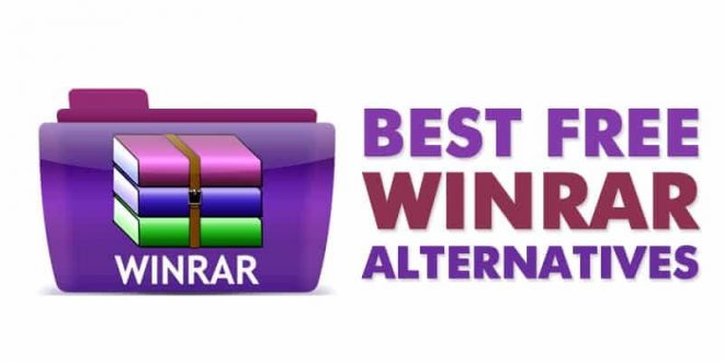 WinRAR Alternatives