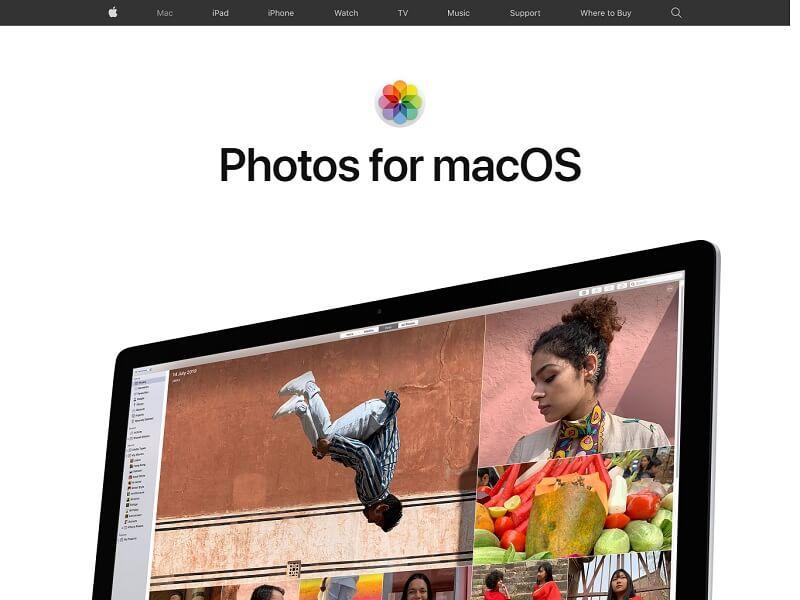 Photos for macOS