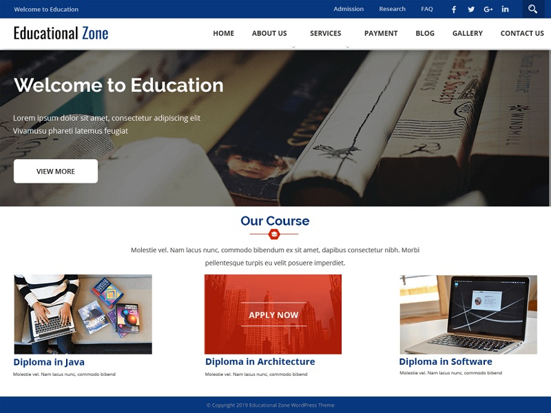 Educational Zone