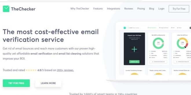 email verification service