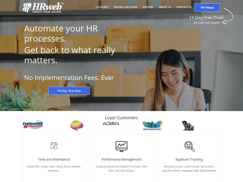 HRweb