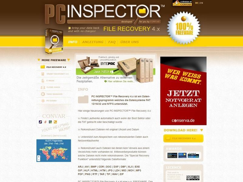 PC Inspector