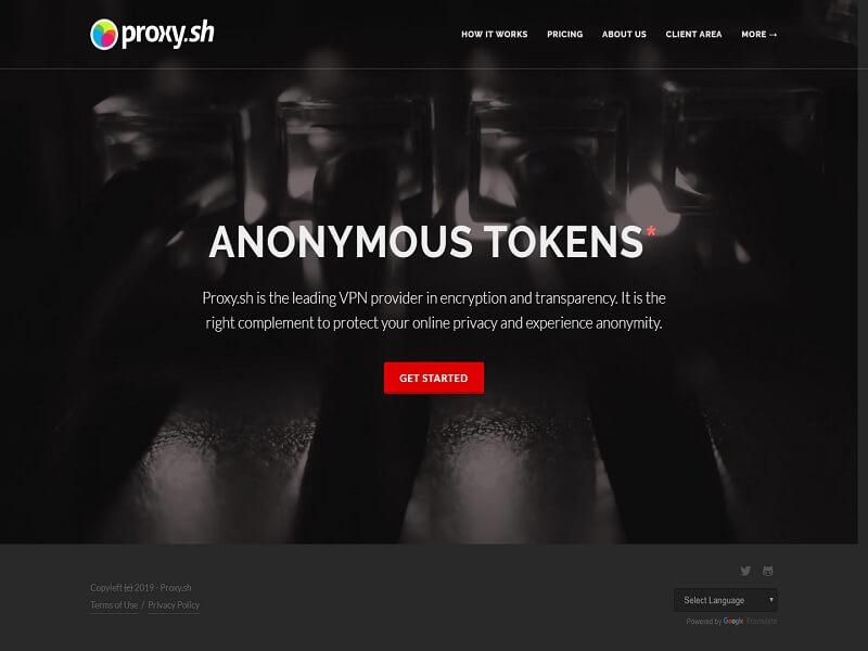 Proxy.sh