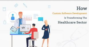 Software Development Is Transforming the Healthcare Sector