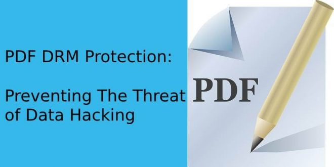 PDF DRM Protection