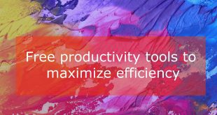 free productivity tools